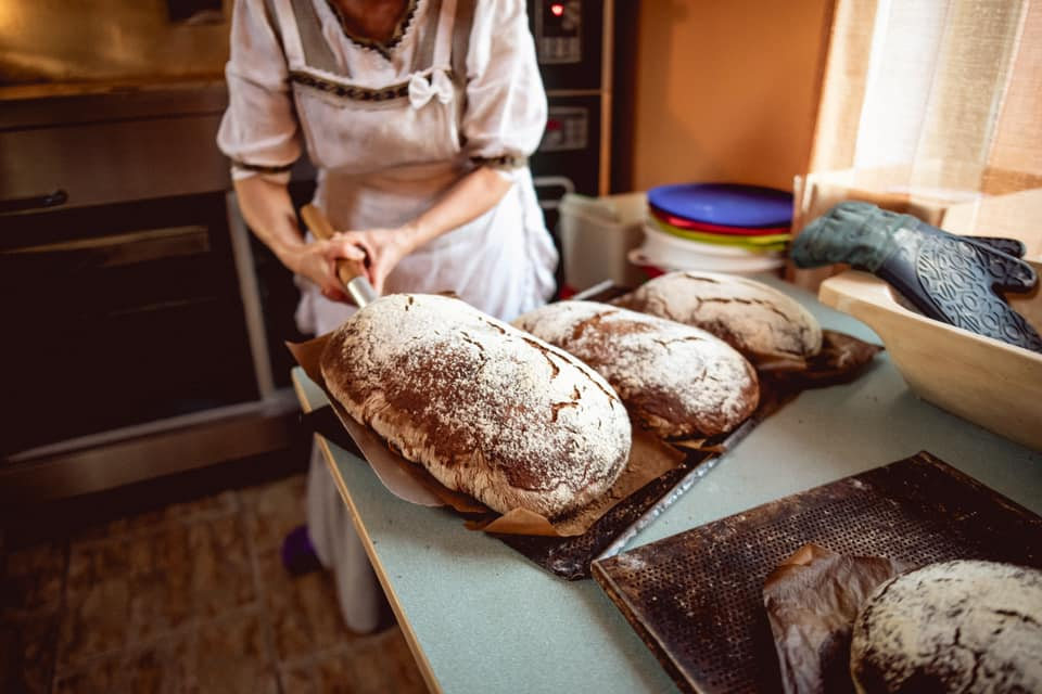 City Break & Traditional Bread Making Experience