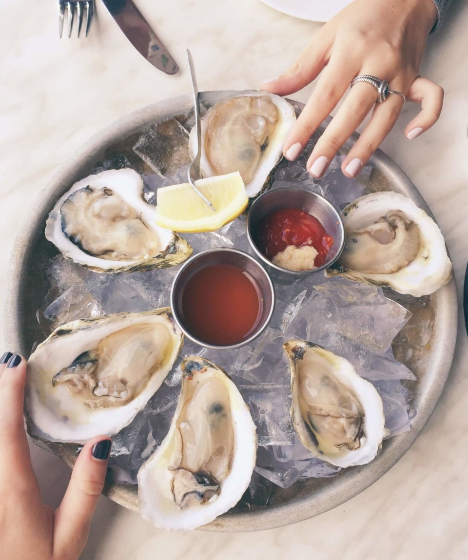 Oysters Masterclass