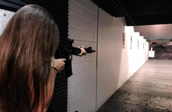 Riga Gun Shooting Activity | ExperienceBaltics.com