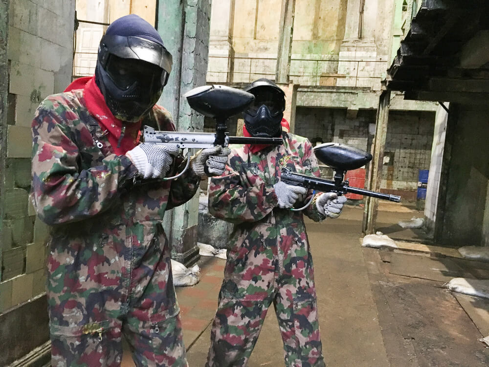 Indoor Paintball In Riga | ExperienceBaltics.com