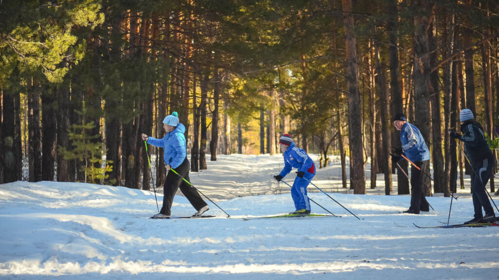 Cross Country Skiing Activity | ExperienceBaltics.com